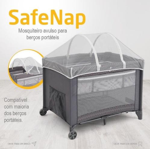 foto de SafeNap para um sono tranquilo