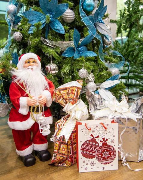 foto de Já decidiu qual Papai Noel vai decorar o seu Natal?