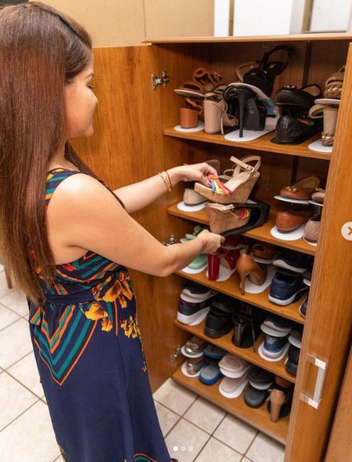 foto de Precisando de mais espaços para os sapatos?