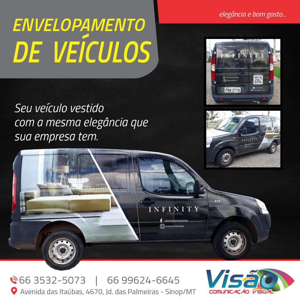 foto de Envelopamentos de Veículos!