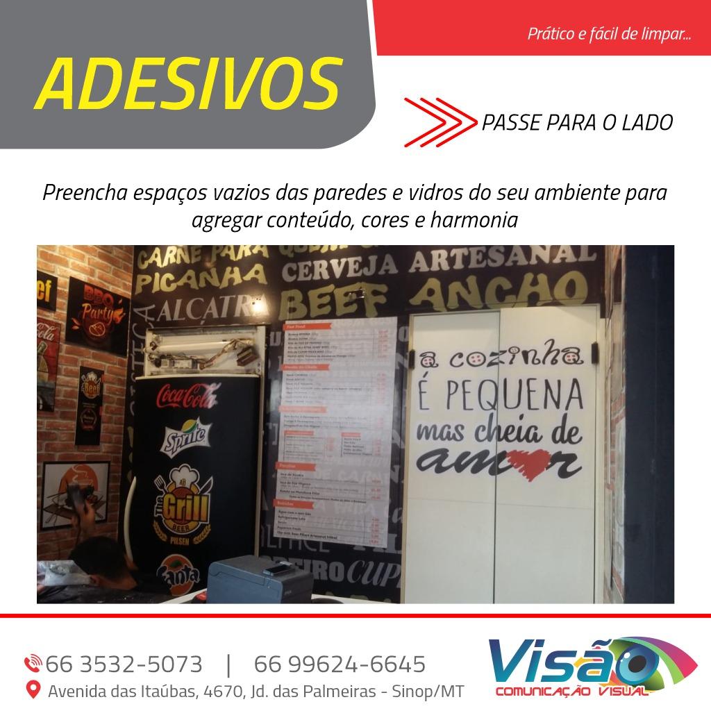 foto de Adesivos