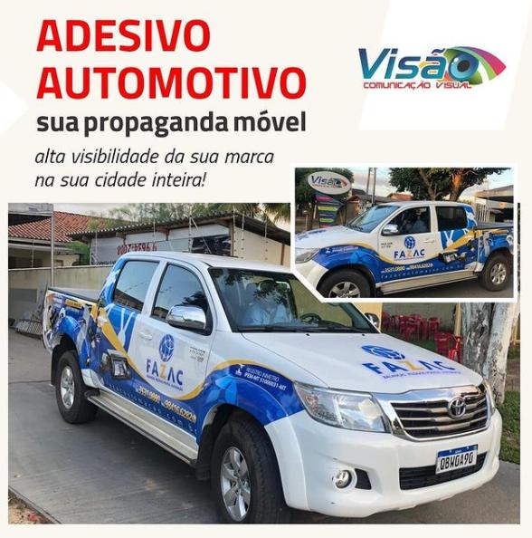 foto de Adesivo Automotivo