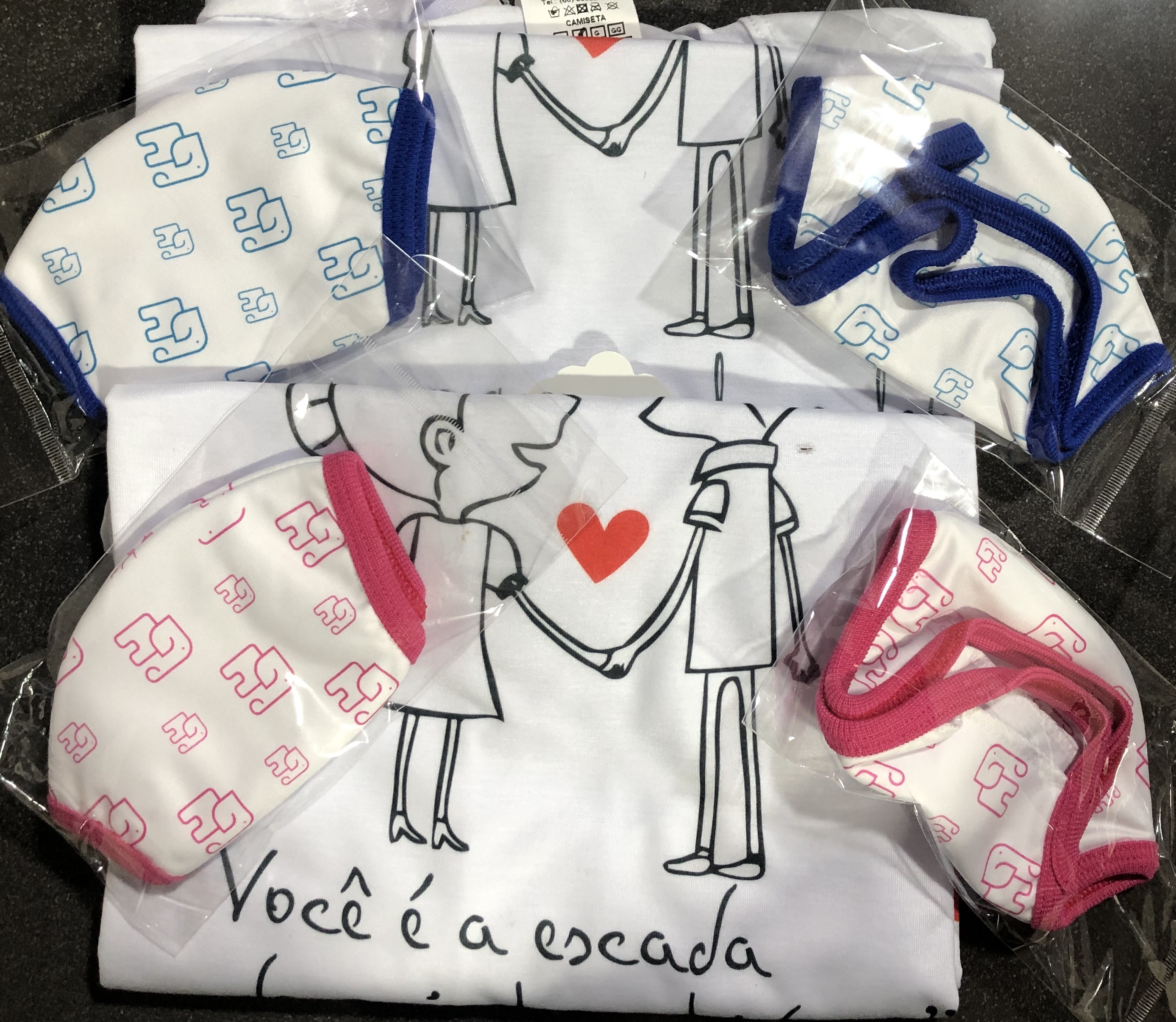 foto de Nova Infortel - Kit Completo Sabetudo - Dia Dos Namorados