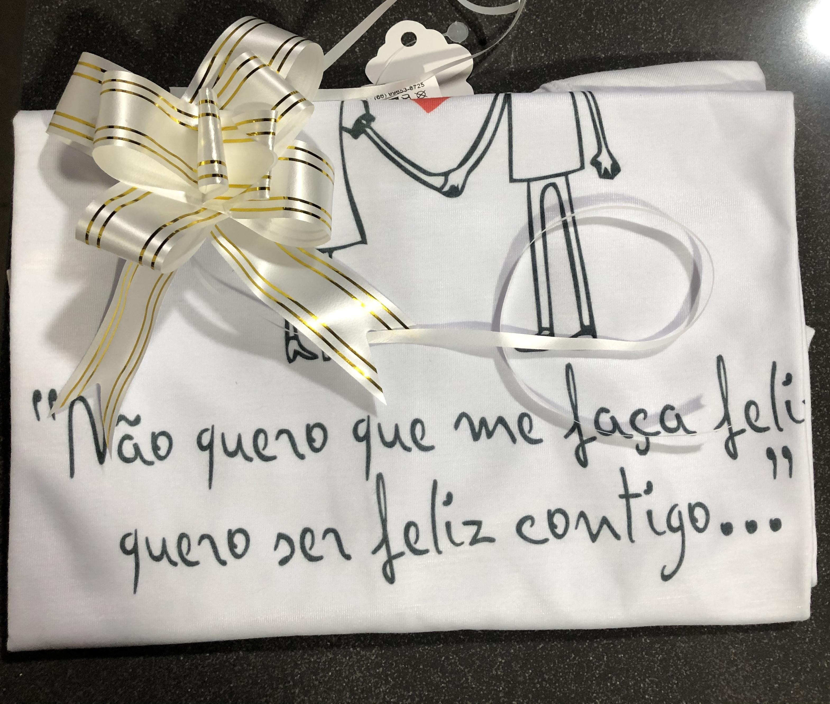 foto de Nova Infortel - Camiseta Sabetudo - Dia Dos Namorados