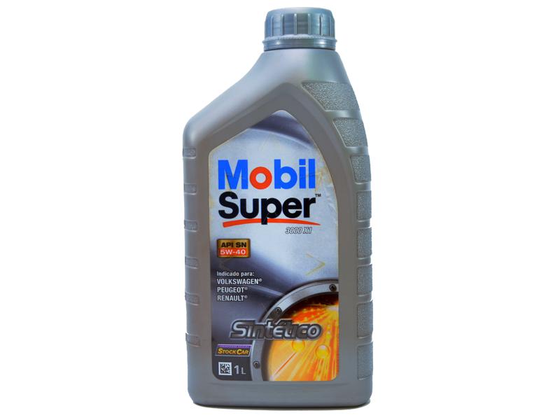 foto de Mobil Super Sintetico 5W40 1L