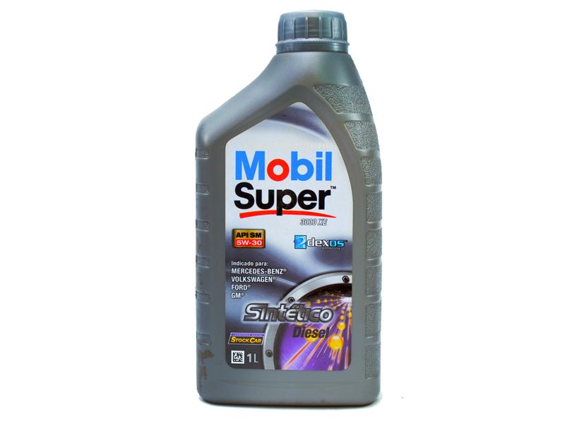 foto de Mobil Super 3000 Dexos Sintético