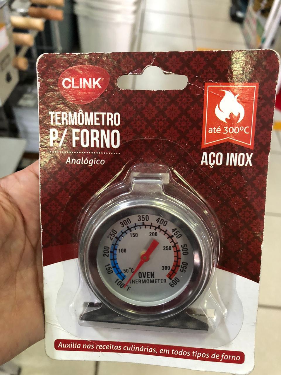 foto de O PANELÃO - Produto - Termômetro para Forno