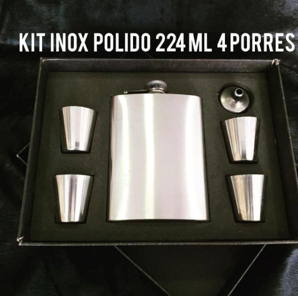 foto de Kit Inox Polido