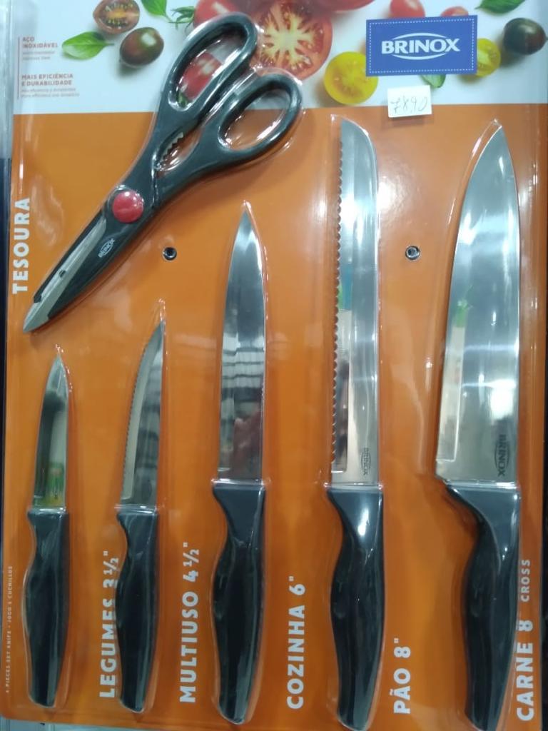 foto de Conjunto de facas