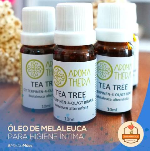 foto de Óleo Essencial da Melaleuca